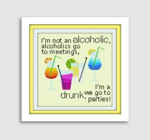 Drinking Frame