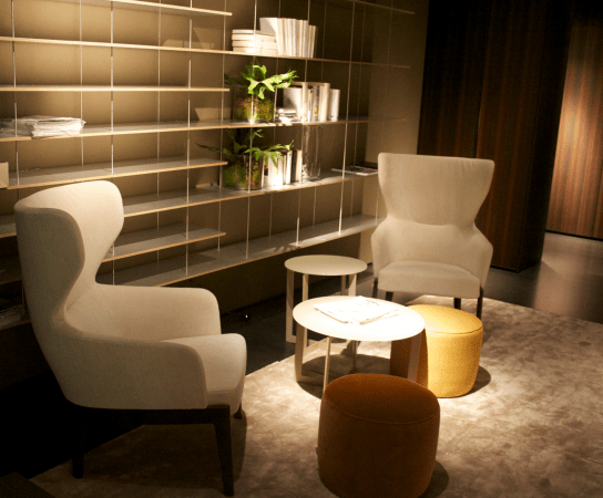 imm cologne 2015-Molteni & Dada-Showroom