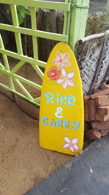 Arugam Bay Rice & Curry