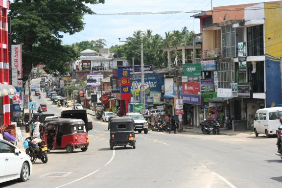 Sri Lanka City