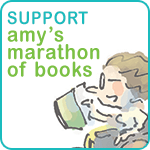 Support Amy's Marathon of Books