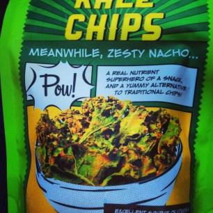 Kale Chips Front