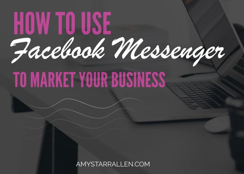 facebook messenger marketing 1