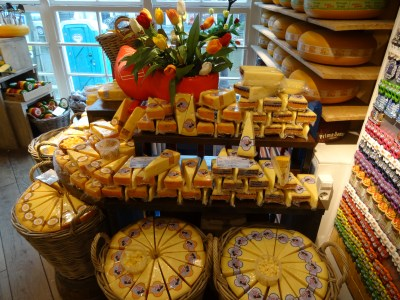 Amsterdam Cheese Museum gouda cheese