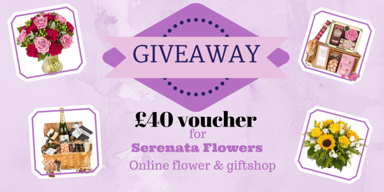 Serenata flowers review and giveaway