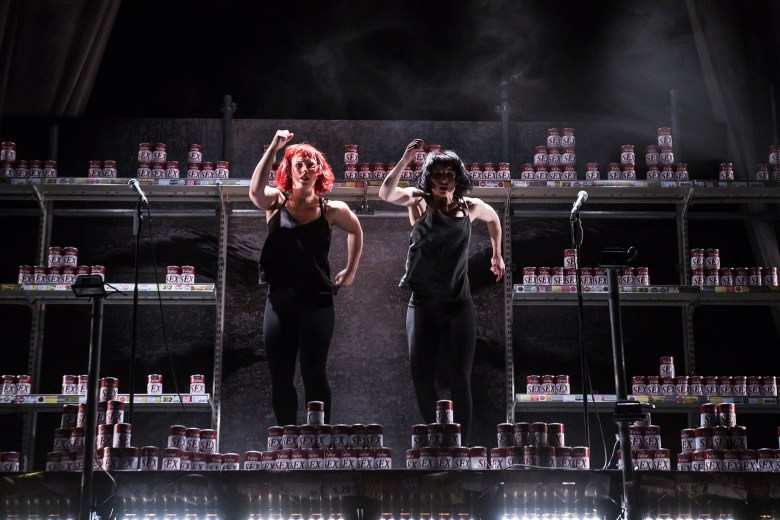 We Want You To Watch at The Lowry Theatre National Theatre RashDash