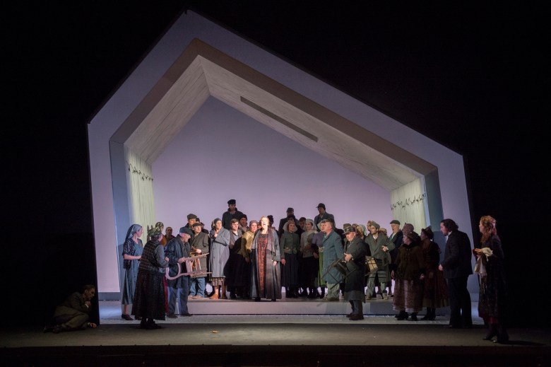 Janacek Jenufa - Opera North Review, The Lowry