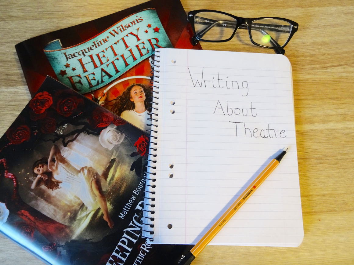 Top Ten Tips on How To Write About Theatre