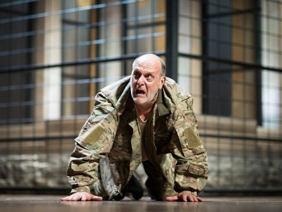 RSC Titus Andronicus Review Amy Stutz - Nia Gwynne