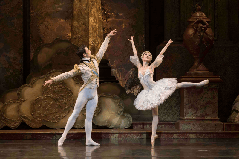 Birmingham Royal Ballet Sleeping Beauty Review Amy Stutz