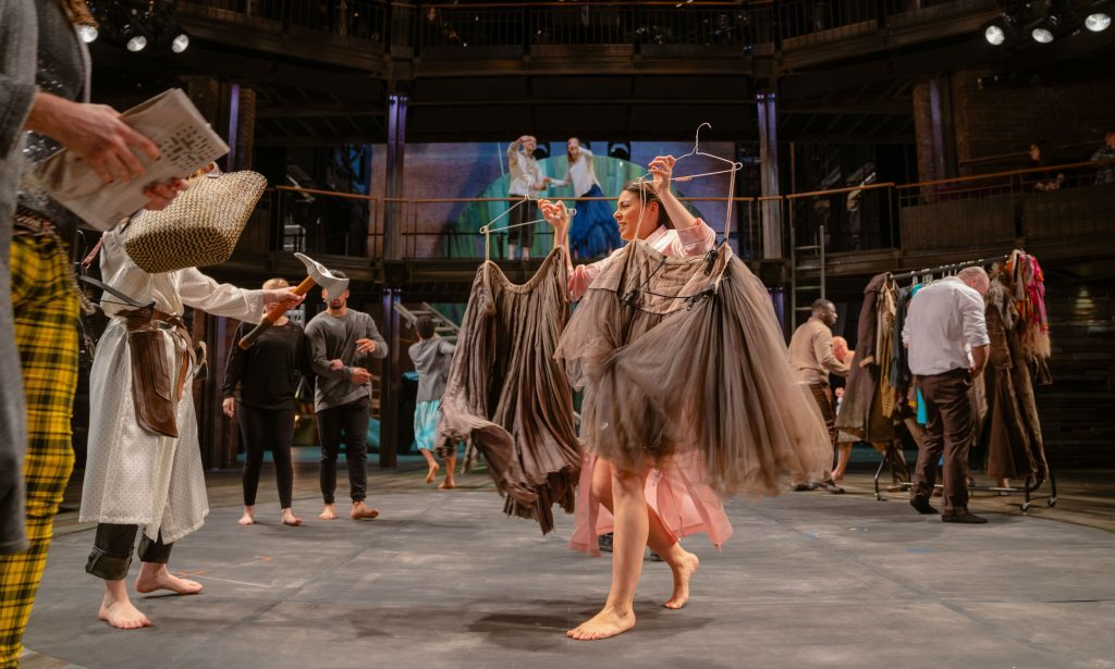 As You Like It at the RSC. Credit: Topher McGrillis