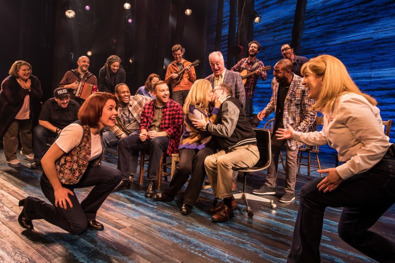 Come From Away - West End Production, London Cast