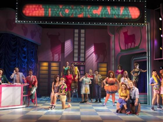 Club Tropicana the Musical UK Tour