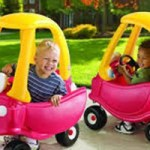 Your Dreams Of Owning An Adult-Version Of The Famous Little Tikes Car Can Now Come True!