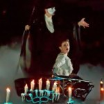 The Phantom Of The Opera On Broadway January 26, 1988