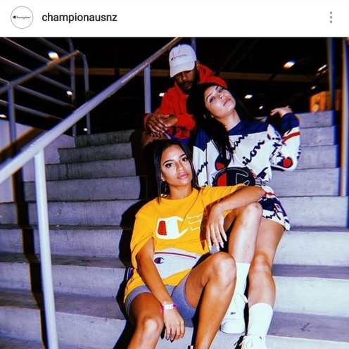 Champion makes a comeback - Branding strategy on point