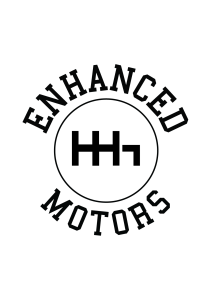 Enhanced Motors - Logo design - startup brandingArtboard 14