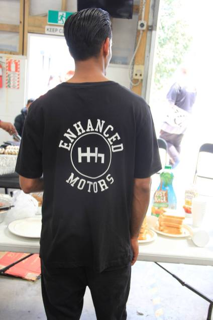 Enhanced Motors Merchandise