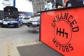 Enhanced Motors Workshop