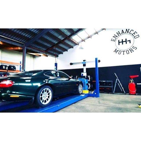 Enhanced Motors - exotic car mechanics in Auckland