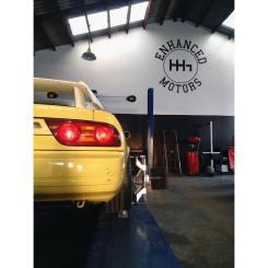 Enhanced Motors - performance drift car mechanics