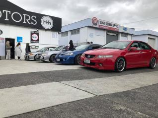 Enhanced Motors - the best hardpart event in auckland