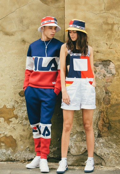 Fila makes a comeback - Brand Strategy on point in Perth