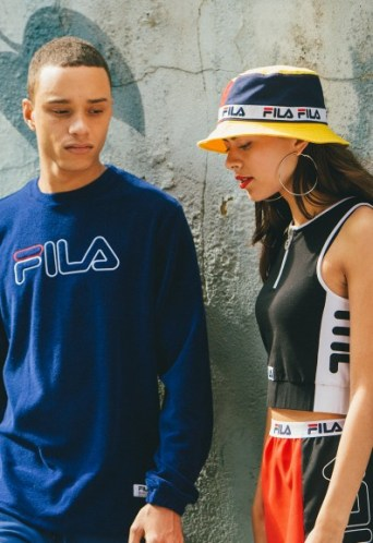 Fila makes a comeback - Brand Strategy on point