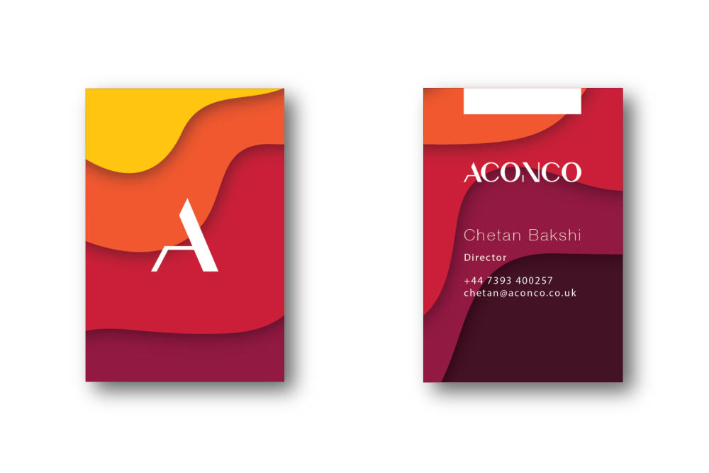 Aconco Engineering brand development in London by Amyth and Amit