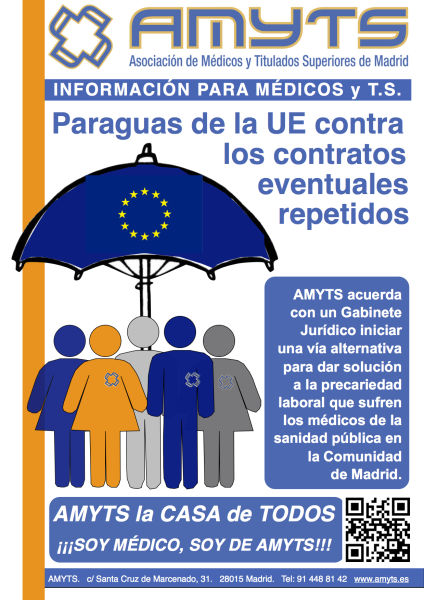 CARTEL Prercariedad solucion UE - sin fecha