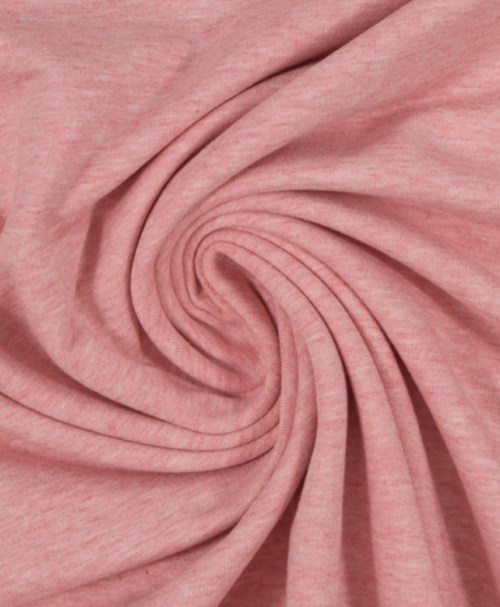 Sweat Eike melange rosa