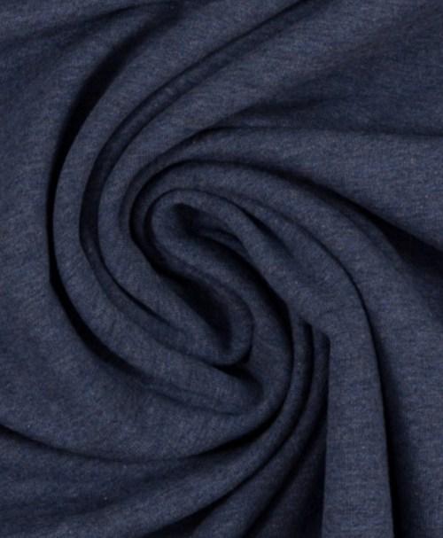Bündchen Heike melange dunkelblau