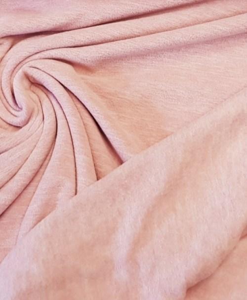 Fleece TINO rosa meliert
