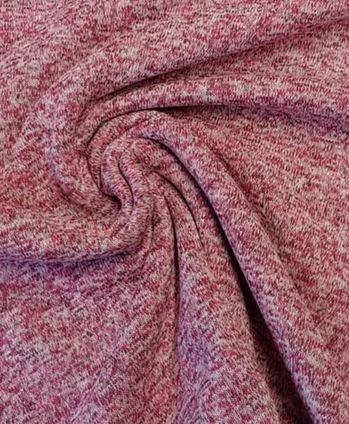 Strickfleece pink