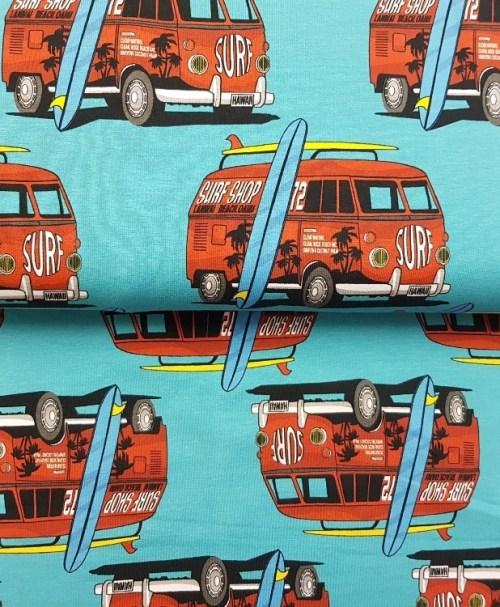 Fräulein von Julie Jersey big beach bus