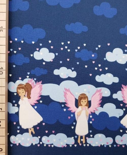 "Jersey Bordüre ""guardian angel"""