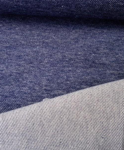 Jeansjersey Hog-Jeans dunkelblau