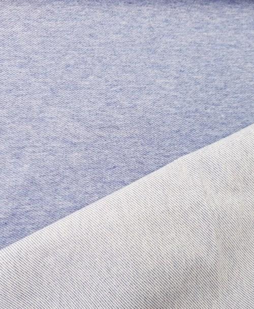 Jeansjersey Hog-Jeans hellbau