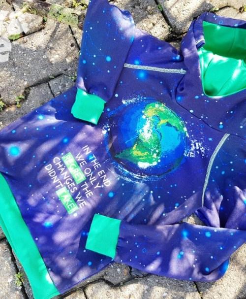 Amy&Luke Biojersey Earth Planet Rapport