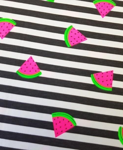 Jersey Neon Wassermelone