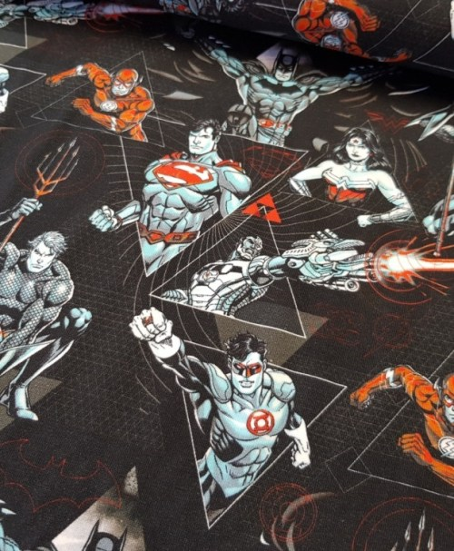 Lizenzjersey Justice League
