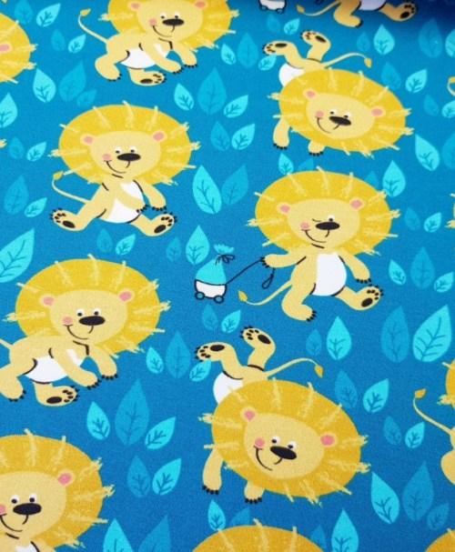 Jersey Djungle Lion