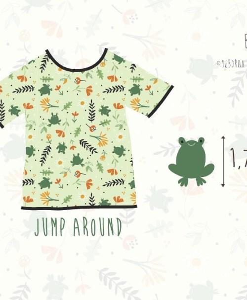 Lillestoff Jersey Jump Around