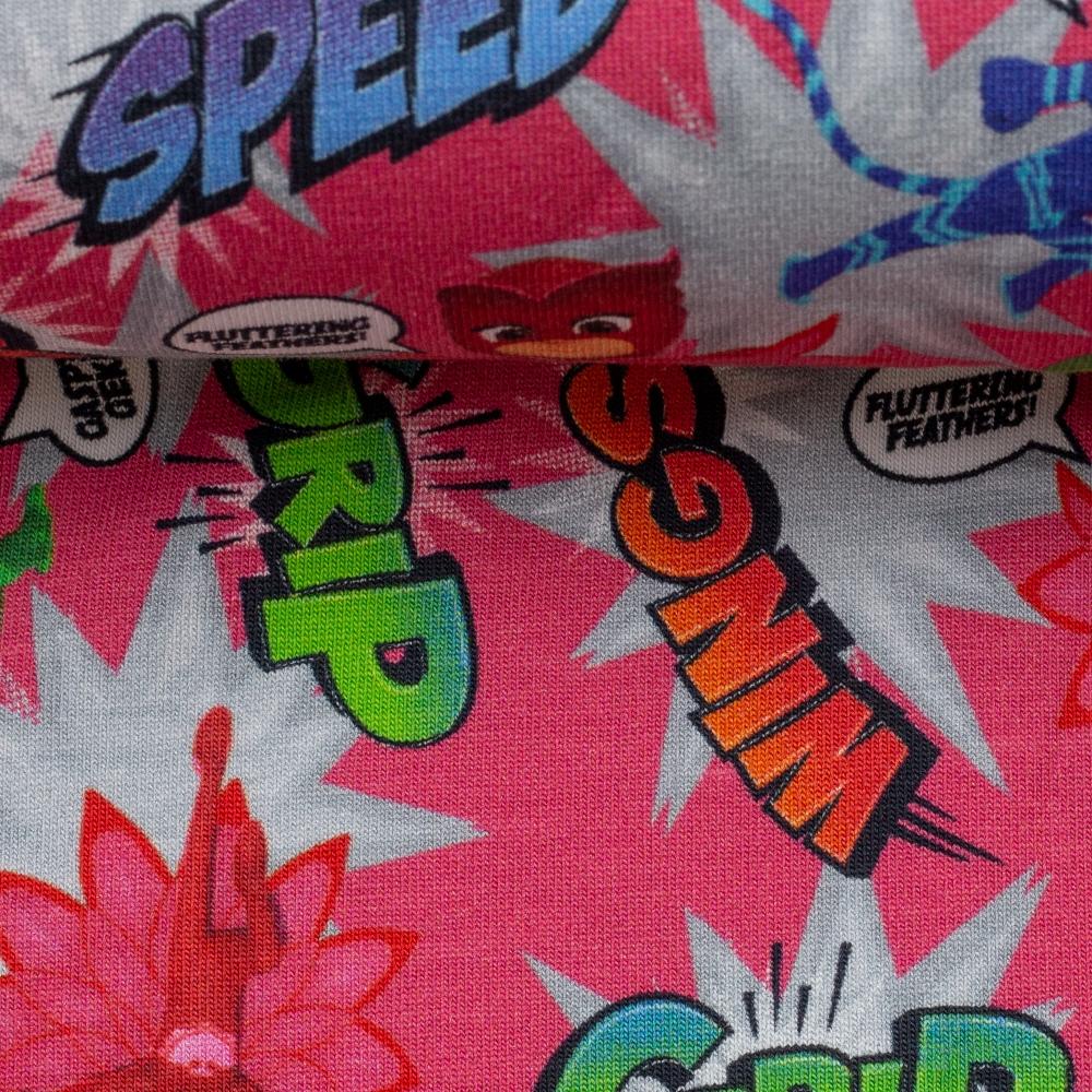 Jersey Swafing GRAU PJ Masks Speed//Grip//Wings