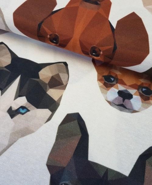 Hilco Canvas Dogs