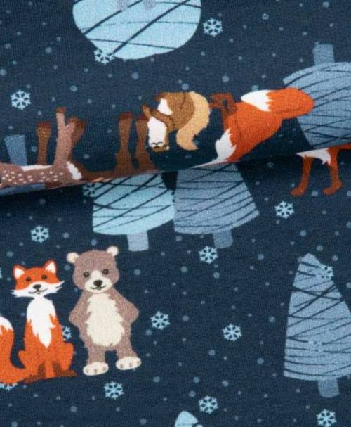 Hilco Sommersweat Wood Boys Tiere