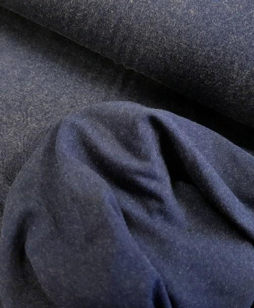 Elastic-Jersey dunkelblau