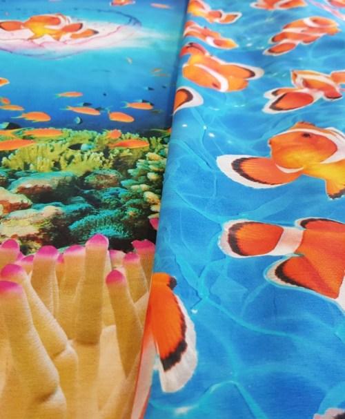Jersey Rapport Clownfish