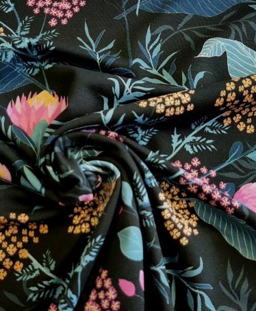Jersey Jesse Gräser und Wildblumen