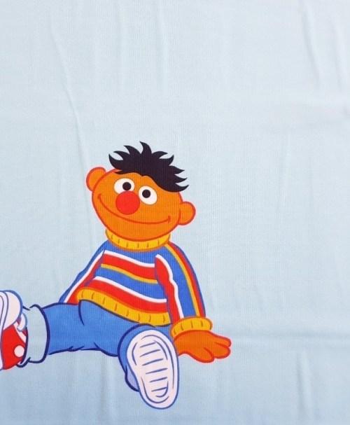 Lizenzjersey Sesamstraße Ernie Panel